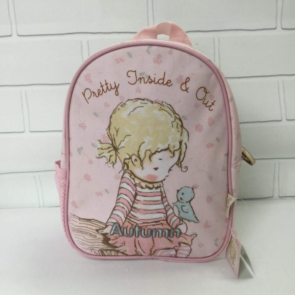 Personalised Doll Backpack, Mini Backpack, Doll Bag, Nursery Bag, Doll Gifts, Personalised Doll Gift, Doll Rucksack, Rucksack, Backpack
